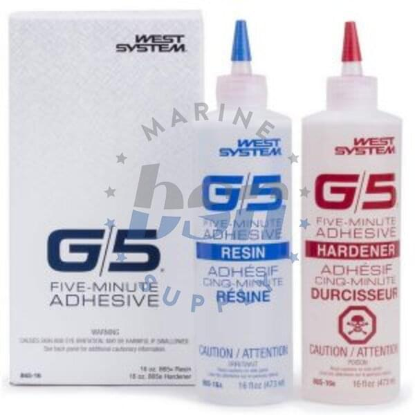 G5 five Minutes Adhesive